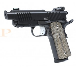 Pistolet Bul 1911 Classic Ultra Tactical StreetComp Black kal. 9x19mm