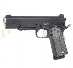 Pistolet Bul 1911 Tactical Carry Government X-edition kal. 9x19mm