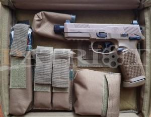 Pistolet FNX™-45 TACTICAL FDE