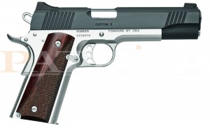Pistolet KIMBER 1911 Custom TWO-TONE kal. 9x19mm