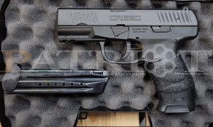 Pistolet Walther CREED kal. 9x19mm
