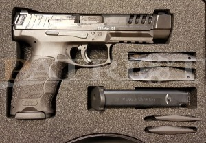 Pistolet HK SFP9L SF OR PB kal. 9x19mm