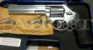 Rewolwer Smith & Wesson 686 kal. 357Mag