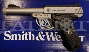 Pistolet Smith&Wesson SW22 VICTORY MT kal. 22LR