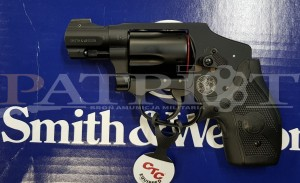 Rewolwer Smith & Wesson 340 kal. 357 MAG